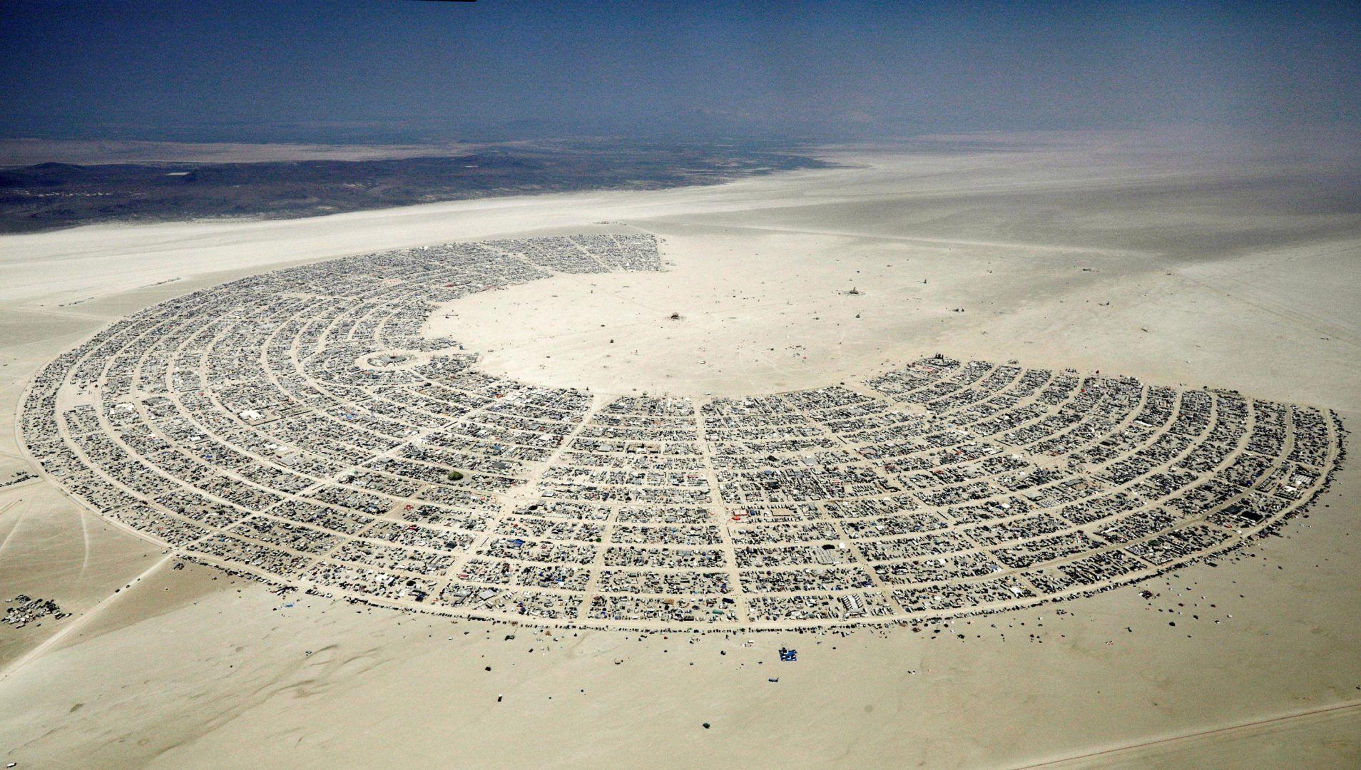 Burning Man festivales caros