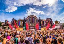 Tomorrowland joven festival