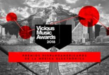 vicious music awards 2018