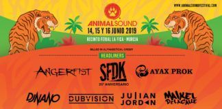 Cierre de cartel Animal Sound