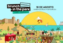 brunch in the park fuengirola
