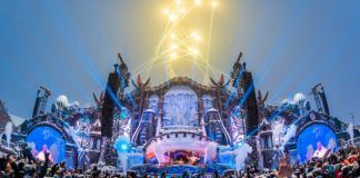 Tomorrowland Winter 2019 sets