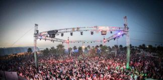 weekend-beach cierre de cartel